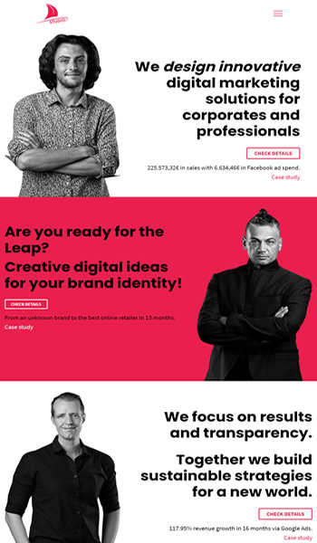 D studio consulting marketing agency